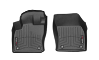 2019 Ranger WeatherTech DigitalFit Front Floor Mats (Black)