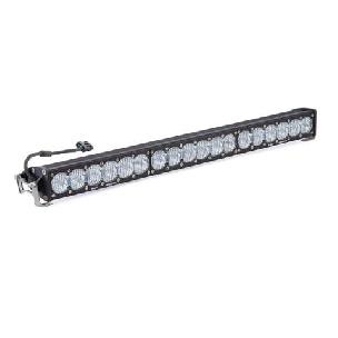 Baja Designs 30 Inch LED Light Bar Wide Driving Pattern OnX6 Series Baja Designs