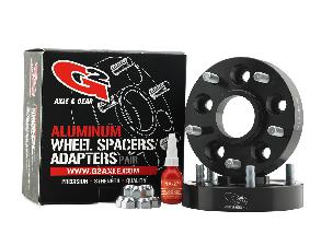 Wheel Spacers 1.25 in Hub Centric
