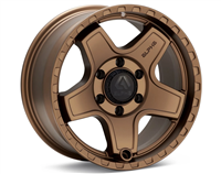 ALPHA EQUIPT WHEELS Echo - Bronze