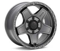 ALPHA EQUIPT WHEELS Echo - Light Grey