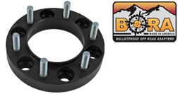 BORA Wheel Spacers 1.25 in Hub Centric