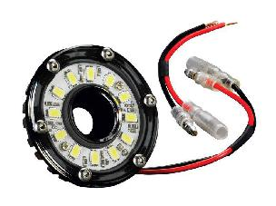 KC Hilites Cyclone LED Light - KC #1350 (Clear)