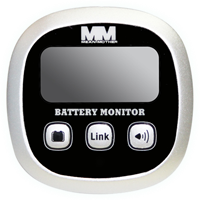 MEAN MOTHER - BATTERY MONITOR W/ISOLATOR CONTROL 12V