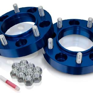 WHS- Spidertrax Wheel Spacers 1.25in Hub Centric