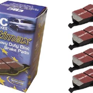 EBC Ultimax2 Brake Pads (Rear)