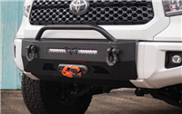 VICTORY 4x4 TUNDRA FRONT WINCH BUMPER | BLITZ | 3RD GEN (14+)