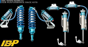 KING SHOCKS Toyota Tacoma 3.0 Complete Kit.  (Choose your package options )