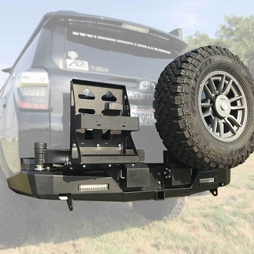 4Runner AFN Rear Bumper