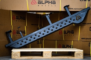 ALPHA EQUIPT Slider  - 5th Gen Toyota 4Runner/Lexus GX460