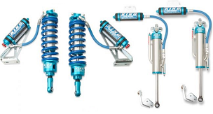 KING SHOCKS Toyota Tacoma 3.0 Coilovers And 3.0 Rear Bypass Kit