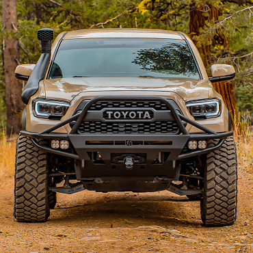 C4 FABRICATION- TACOMA HYBRID FRONT BUMPER / 3RD GEN / 2016+